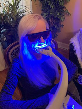 Teeth Whitening Oakmont PA Endermologie by Debbie